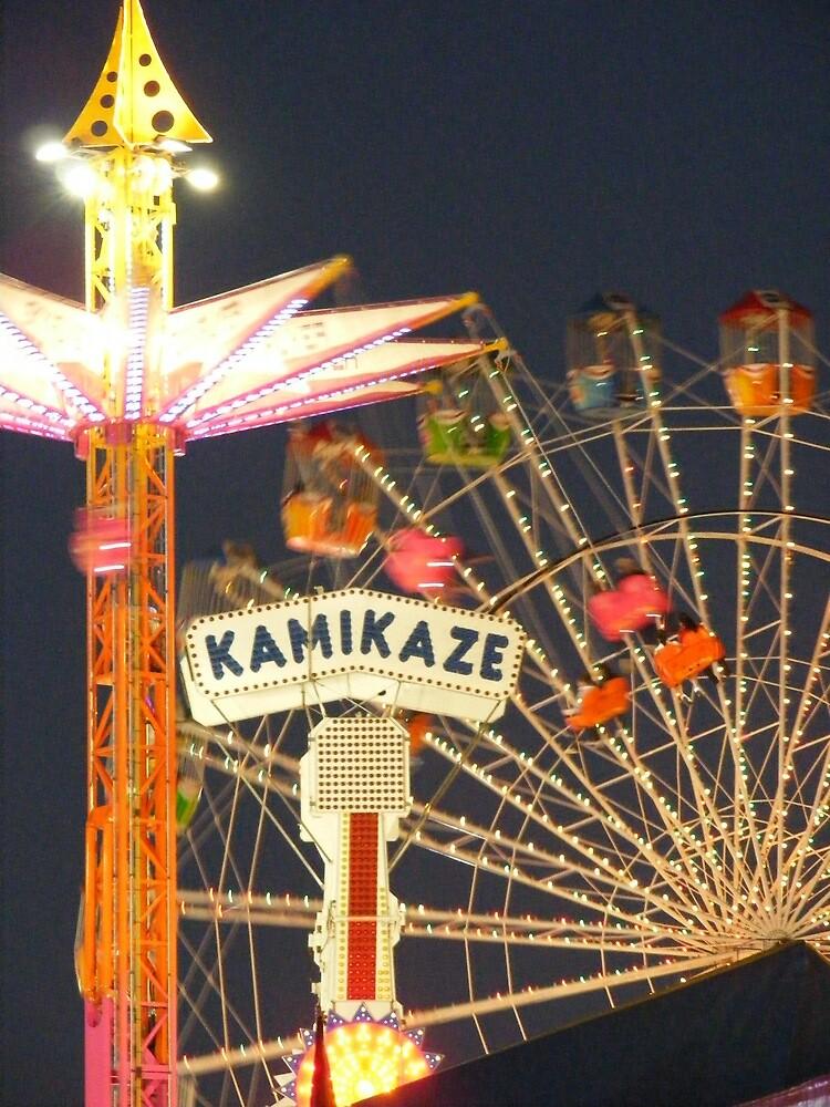 Kamikaze by minikin