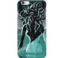 medusa in the spa iPhone Case/Skin