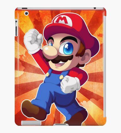 Super Mario RPG: Mario iPad Case/Skin