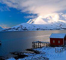 Winter mood by Frank Olsen