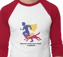 An Autism Service Dog For Max Men's Baseball ¾ T-Shirt