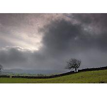 Wet 'n' Windy Photographic Print