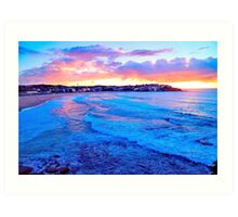 Bondi Sunrise #3 Art Print