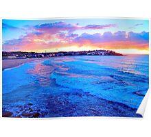 Bondi Sunrise #3 Poster