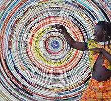 African dance by Mick Kupresanin