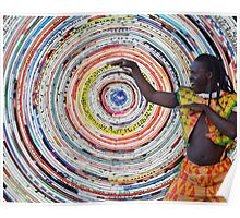 African dance Poster