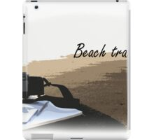 Beach Traveller iPad Case/Skin