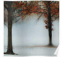 Blue Fog II Poster
