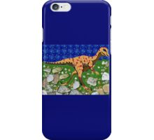 Tyrannosaurus Rex By Night iPhone Case/Skin
