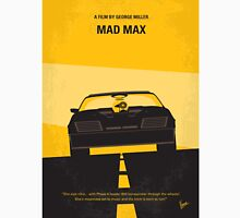 No051 My Mad Max 1 minimal movie poster T-Shirt