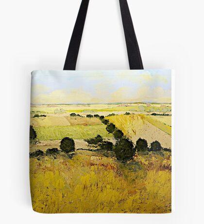 Summer End Tote Bag