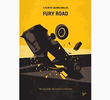 No051 My Mad Max 4 Fury Road minimal movie poster T-Shirt