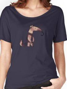 Cute anteater  Women's Relaxed Fit T-Shirt