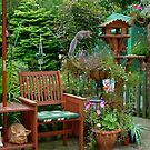 Relaxing in the Garden with the Wildlife by AnnDixon