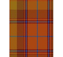 00424 A Star is Born Tartan  Photographic Print