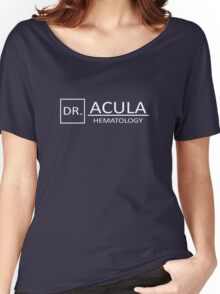 DR. Acula Women's Relaxed Fit T-Shirt