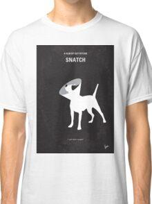 No079 My Snatch minimal movie poster Classic T-Shirt