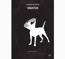 No079 My Snatch minimal movie poster T-Shirt