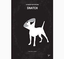 No079 My Snatch minimal movie poster Unisex T-Shirt