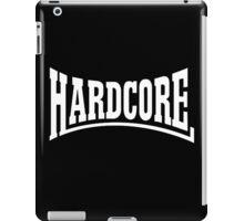 Hardcore Rulezz!!! iPad Case/Skin