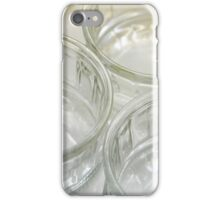 Symphony In White iPhone Case/Skin