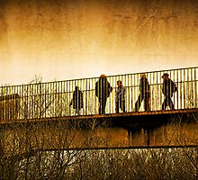 Going for a Walk by Lea Valley Photographic