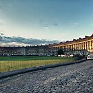 The Royal Crescent - Bath - HDR Collection by LeeMartinImages