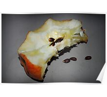 Apple Seeds Poster