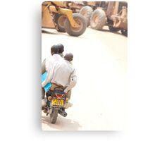 Uganda Metal Print