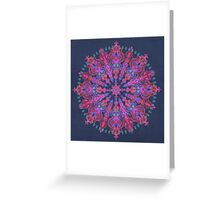 Bohemian Greeting Card