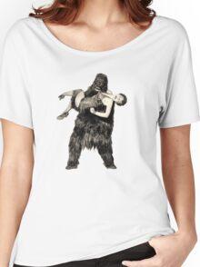 King kong Women's Relaxed Fit T-Shirt