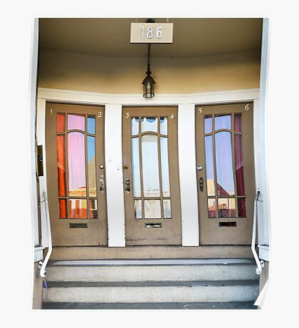 3 Doors Poster