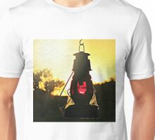 When The Sun Rise Co-operates Unisex T-Shirt