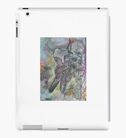 only a mother iPad Case/Skin
