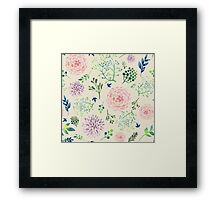 Eternal Blossoms Framed Print