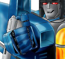 Transformers: Thundercracker by Caroline Smalley