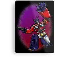 Transformers: Optimus Prime Metal Print