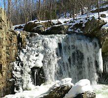 Kilgore Falls_Winter 2011 by Hope Ledebur
