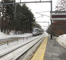 2038 Amtrak Acela by Eric Sanford