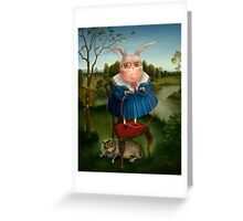 Children's Games - 3.     73 x 57 cm.  Sold Greeting Card