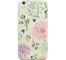 Eternal Blossoms iPhone Case/Skin