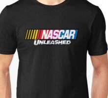nascar unleashed shirt Unisex T-Shirt