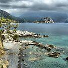 Aquarium Bay Turkey  by Lilian Marshall