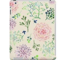 Eternal Blossoms iPad Case/Skin
