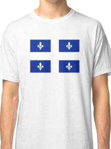 Québec Flag Classic T-Shirt