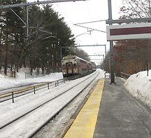 1713 MBTA Commuter Rail by Eric Sanford