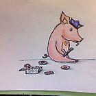 Piggy cop by correctanswer