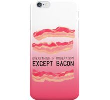 Bacon is Better iPhone Case/Skin