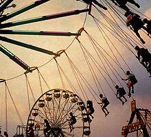Swing Ride by Rodney Williams