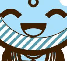 Little Buddha Sticker